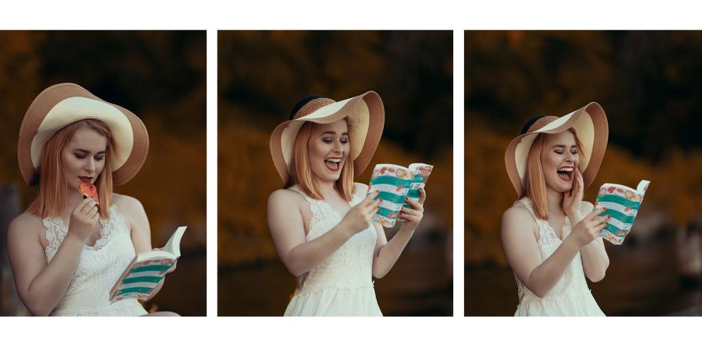 """Der Sommerroman """"Glück ist, wenn man trotzdem liebt"""" ist sehr lustig"""