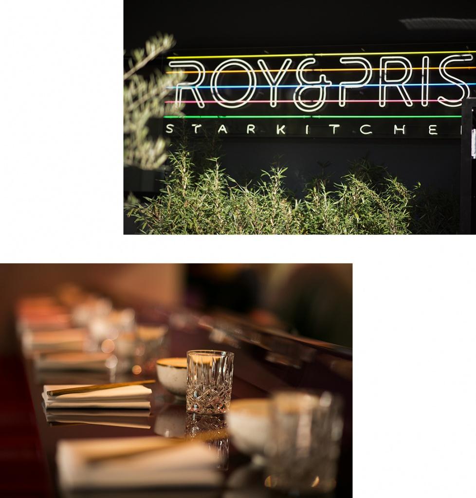 Roy & Pris das Starkitchen Restaurant in Berlin Mitte