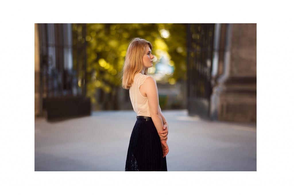 Portrait Fashion Bloggerin Christina Key Berlin