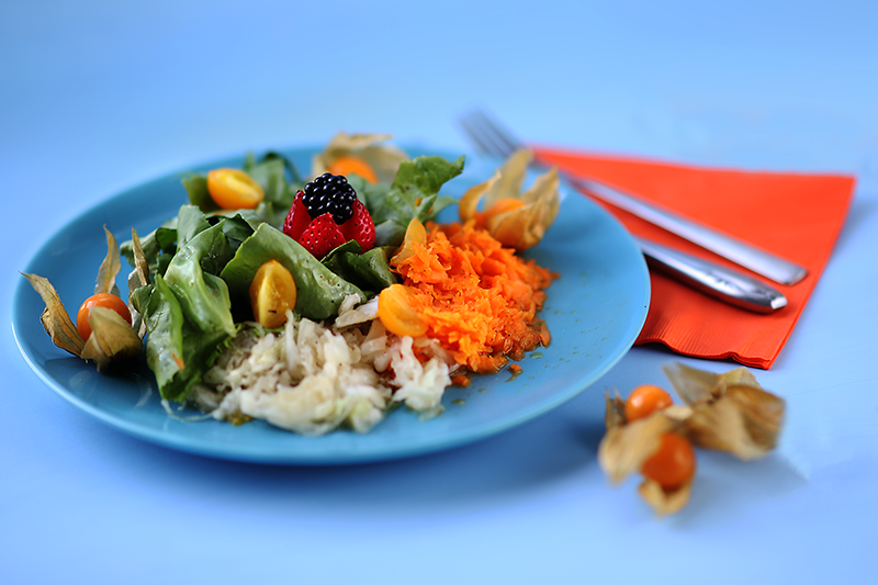 Rezept Salat