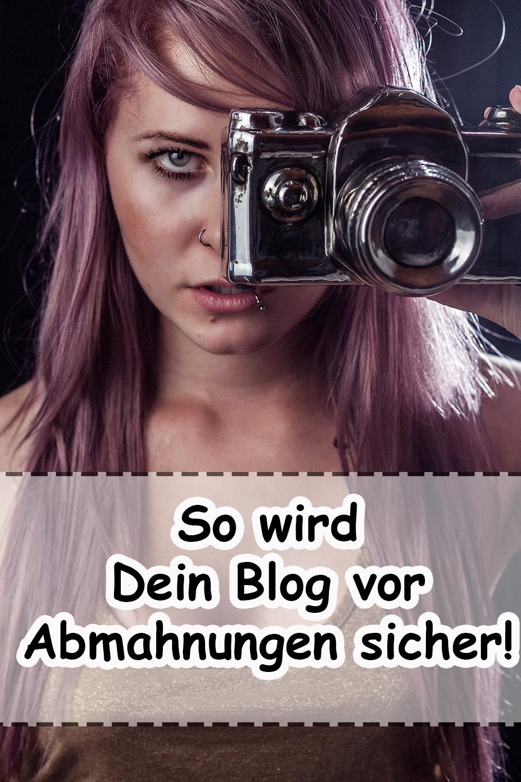 So wird Dein Blog vor Abmahnungen sicher