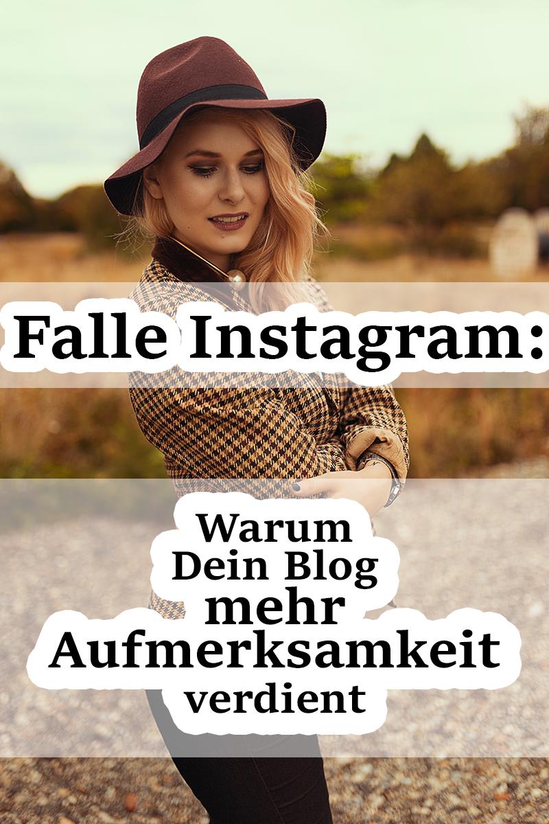 Blog versus Instagram – Das große Duell