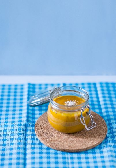kuerbis-suppe