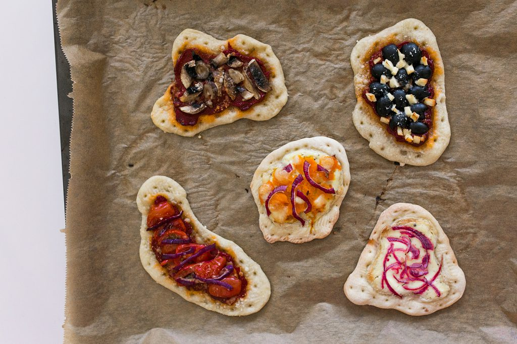 Leckere Pizza Variationen Rezepte