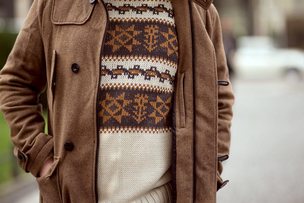 Läessiges Winter Outfit für Männer