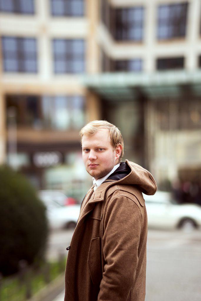Outfit Norweger Pullover Männer