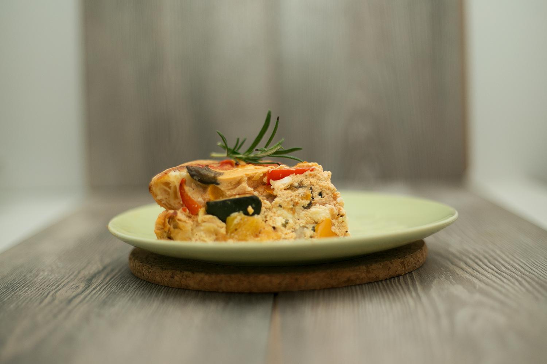 Spanischer Gemuesekuchen Rezept