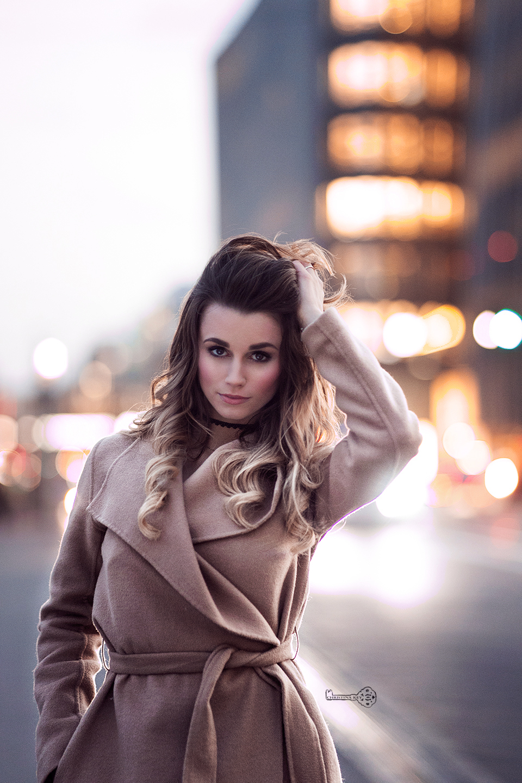 Fotoshooting mit Christina Dirr