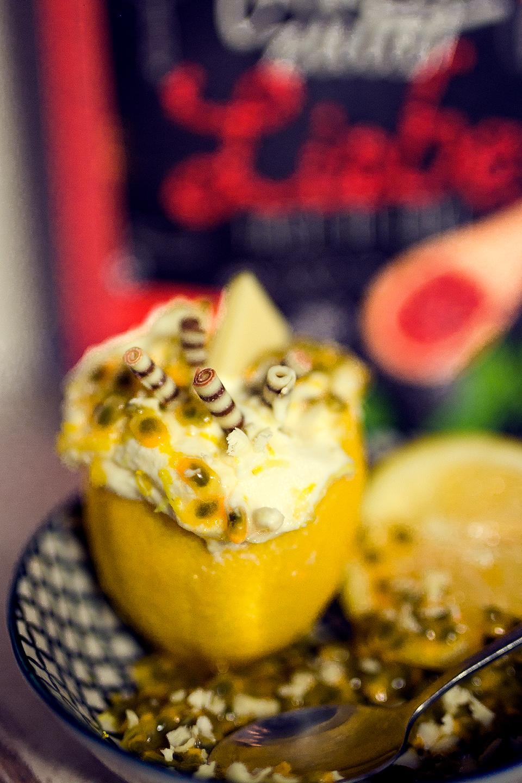Rezept fruchtiges Dessert