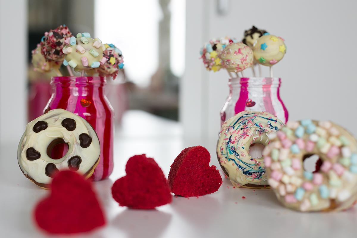 Rezepte für Valentinstag
