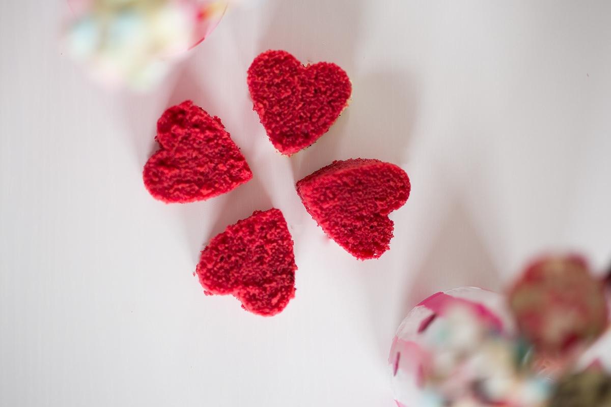 Rezeptidee Valentinstag