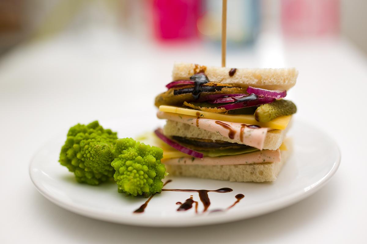 Rezept Sandwich