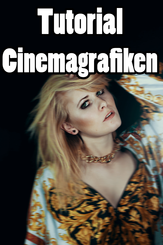 Wie erstelle ich Cinemagrafiken