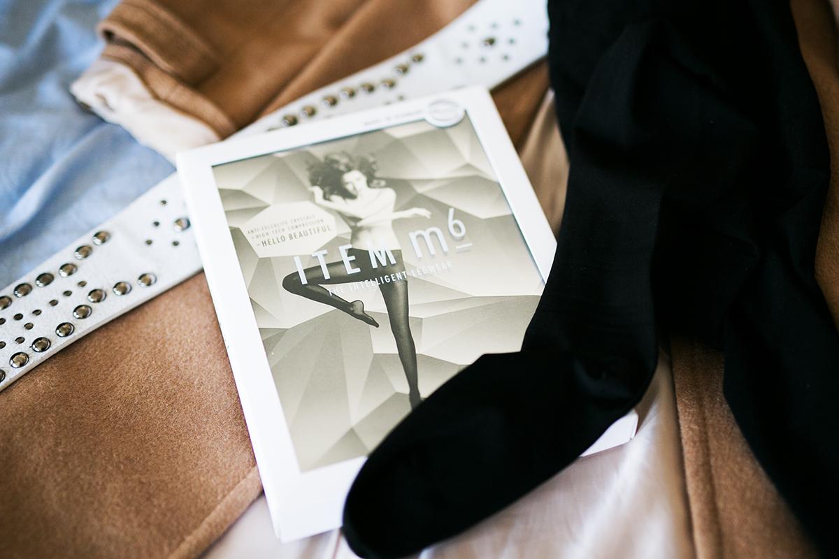 strumpfhose schwarz von item m6