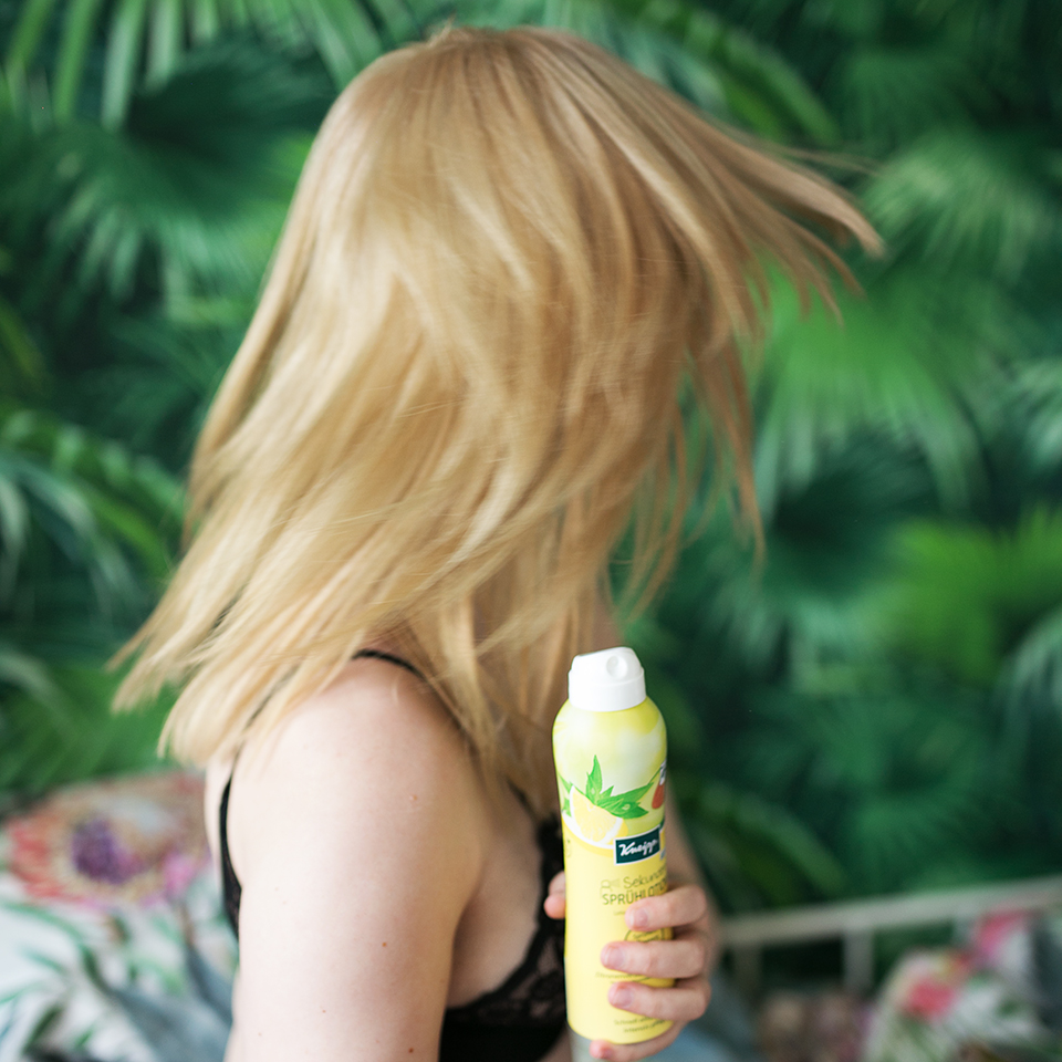 Sommer Lotion Zitrone Kneipp