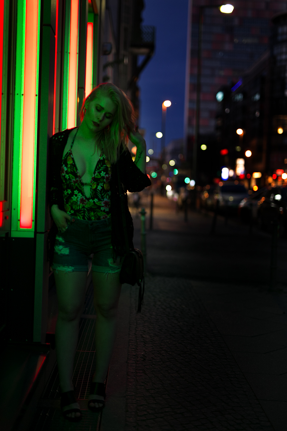 The night is young superdry outfit