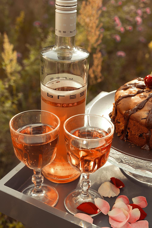 Bree Wine rose