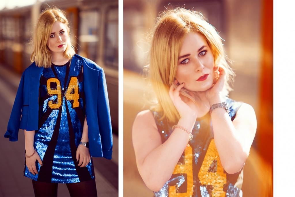 Ein Portrait von Christina Key, Fashion Bloggerin aus Deutschland