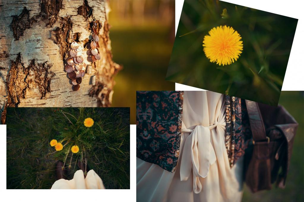 Frühlingsoutfit, Sommer
