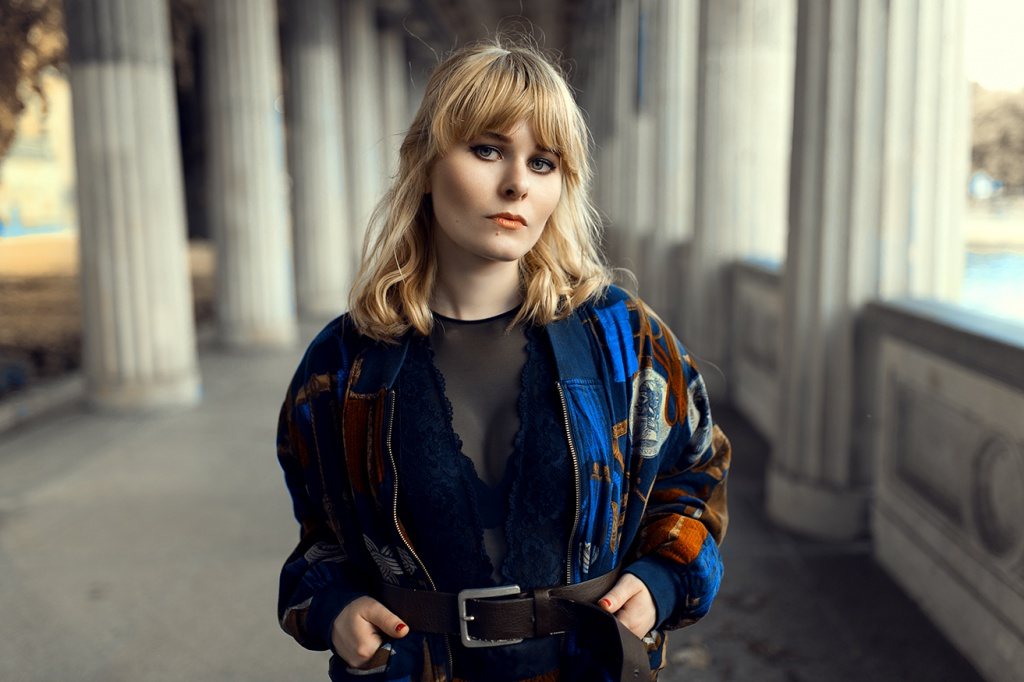 Portrait von Fashion Bloggerin Christina Key