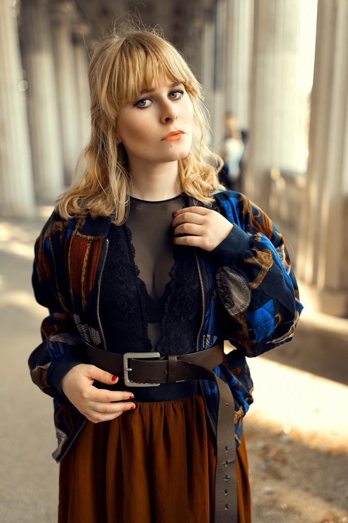 Outfit inspiriert von Rebekka Ruétz
