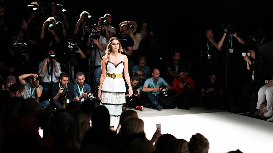 Weißes Kleid Rebekka Ruétz