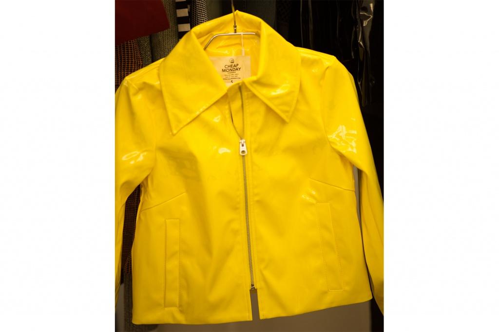 Cheap Monday, yellow coat