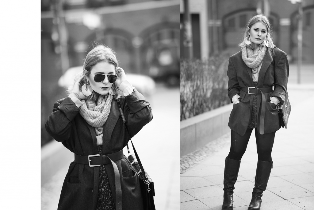 Photographer & Fashion Blogger Girl Christina Key from Berlin is wearing a chic High Fashion outfit