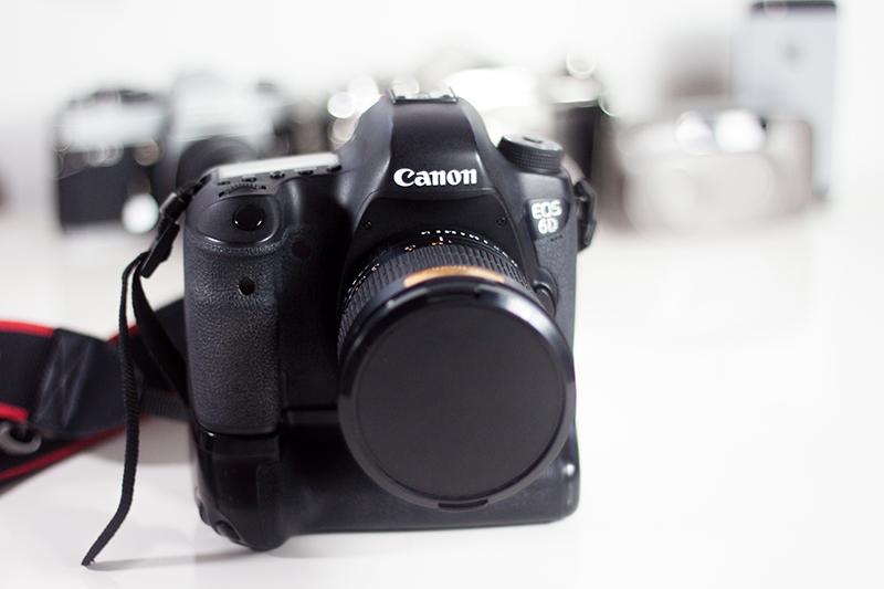 Canon Spiegelreflex Kamera
