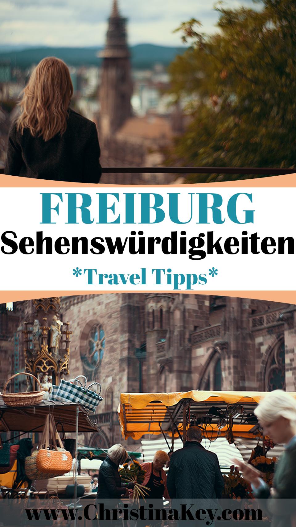 Freiburg-Sehenswürdigkeiten