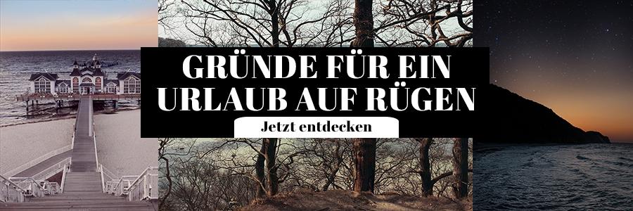 Rügen Ostsee Tipps Urlaub