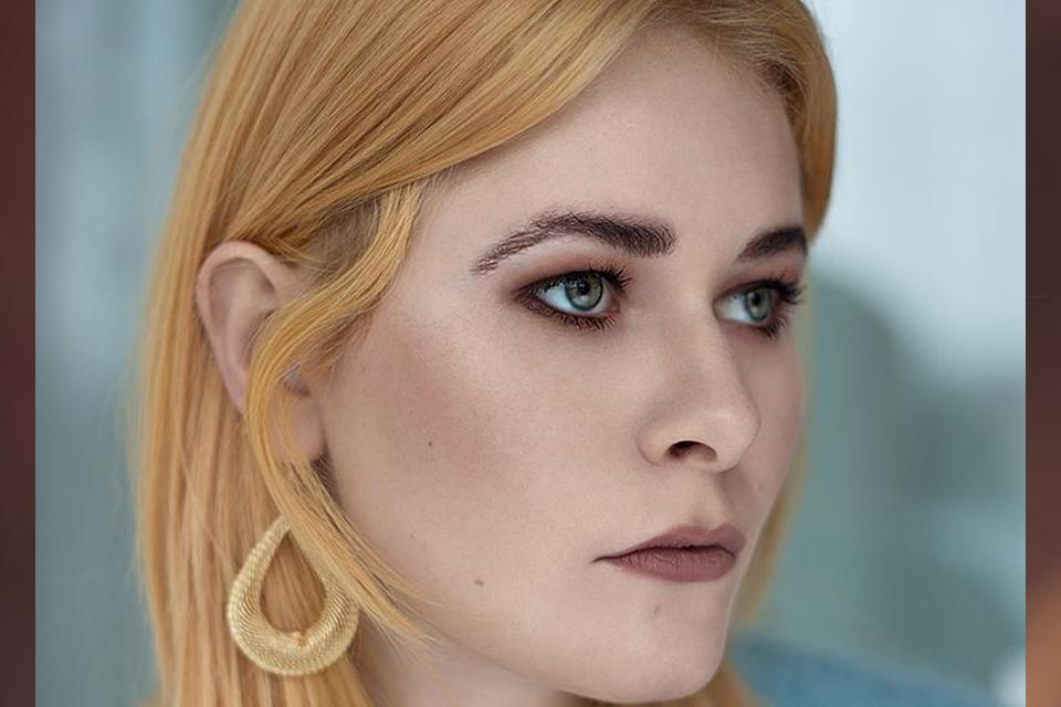 Make-Up in braun