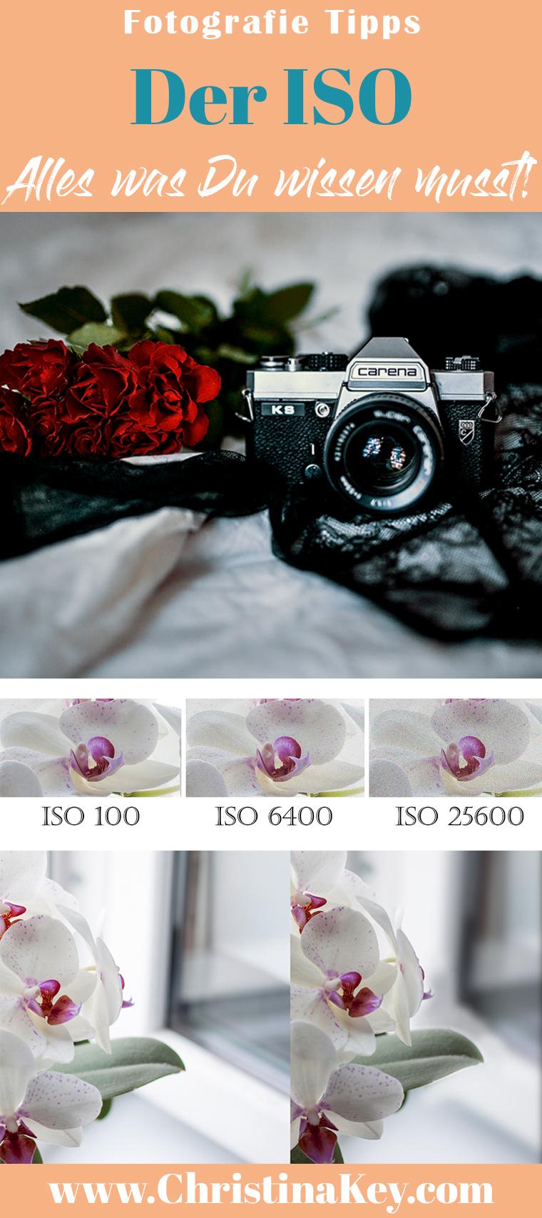 ISO Fotografie Tipps