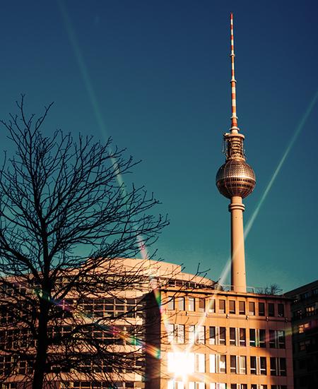 Berlin Foto Fernsehturm
