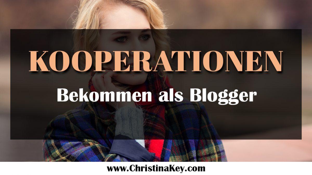 Kooperationen bekommen als Blogger Tipps