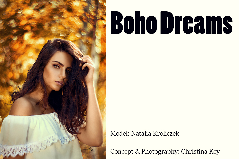 Boho Dreams by Christina Key