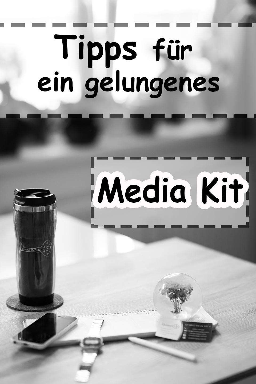 Tipps für ein gelungenes Media Kit für Blogger + Gratisvorlage als Download