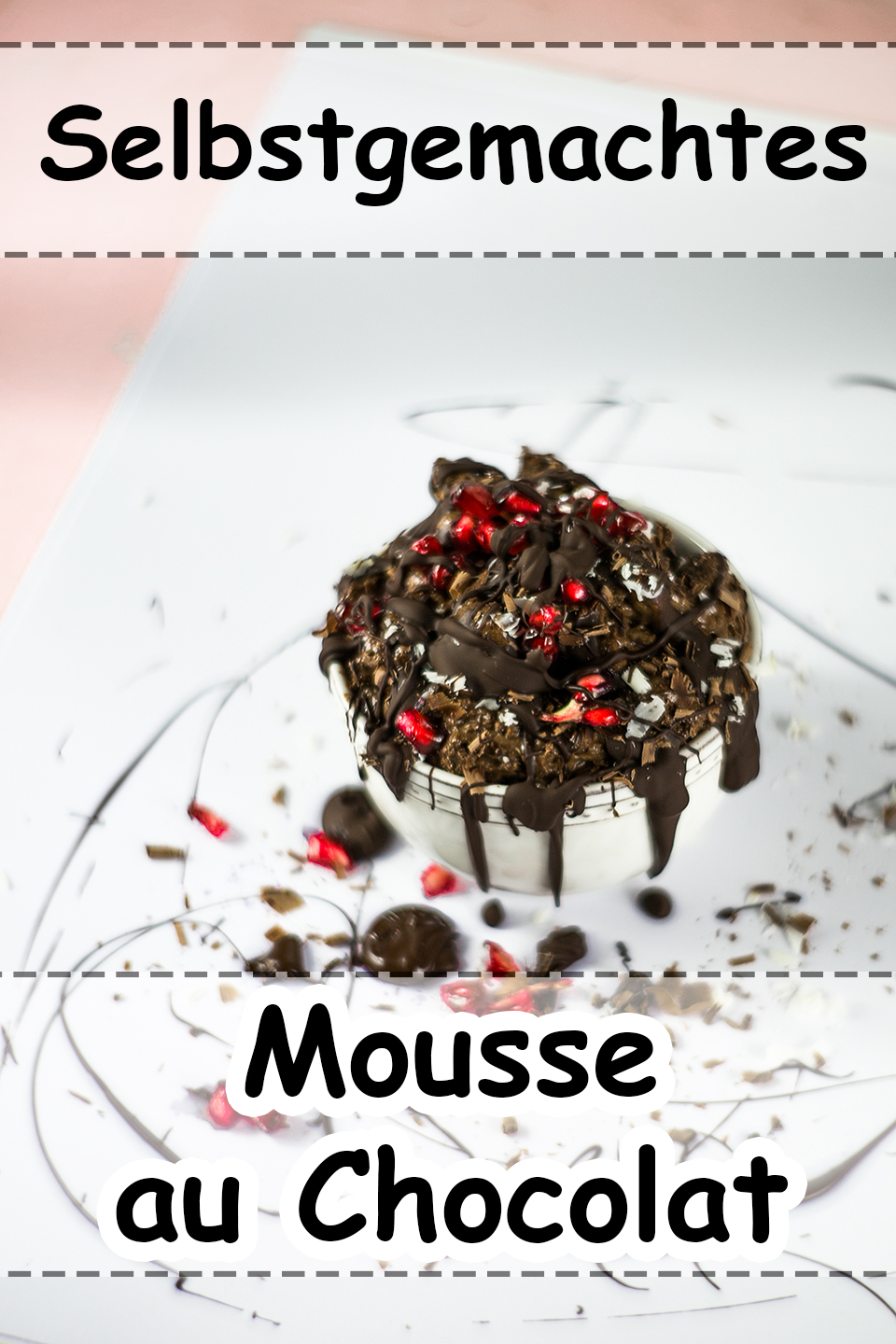 Mousse au Chocolat selbstgemacht