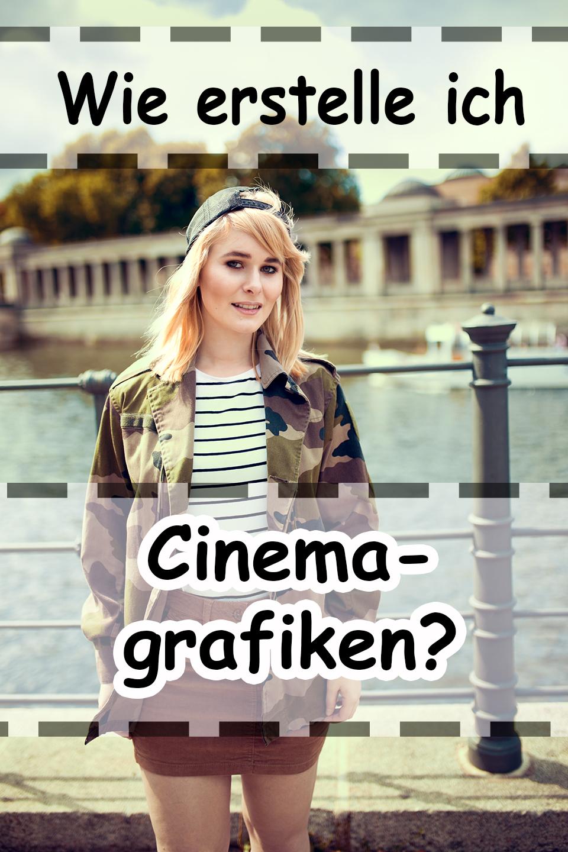Cinemagrafiken mit Photoshop // Tutorial