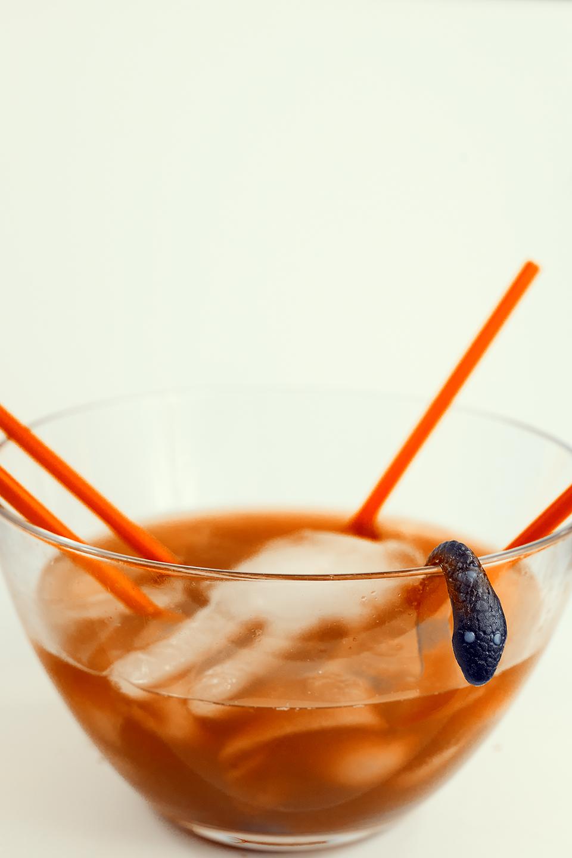 Schaurige Halloween Rezept Idee Getränk