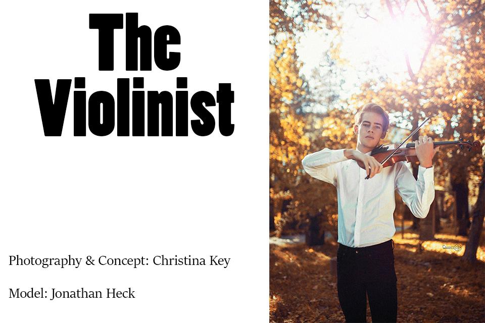 Jonathan Heck by Christina Key