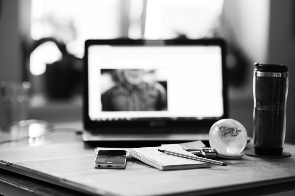 Blog Arbeit