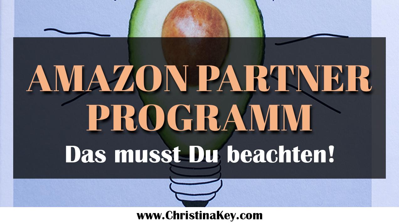 Amazon Partner Programm Tipps