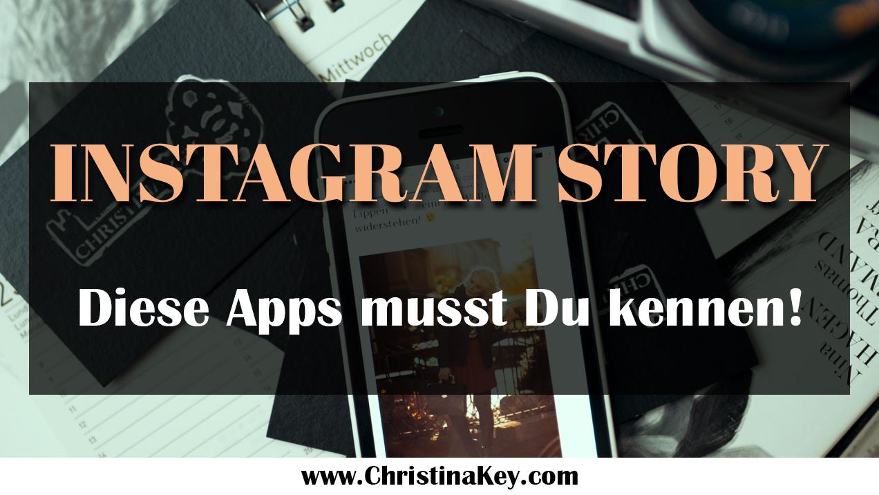 Instagram Story Apps