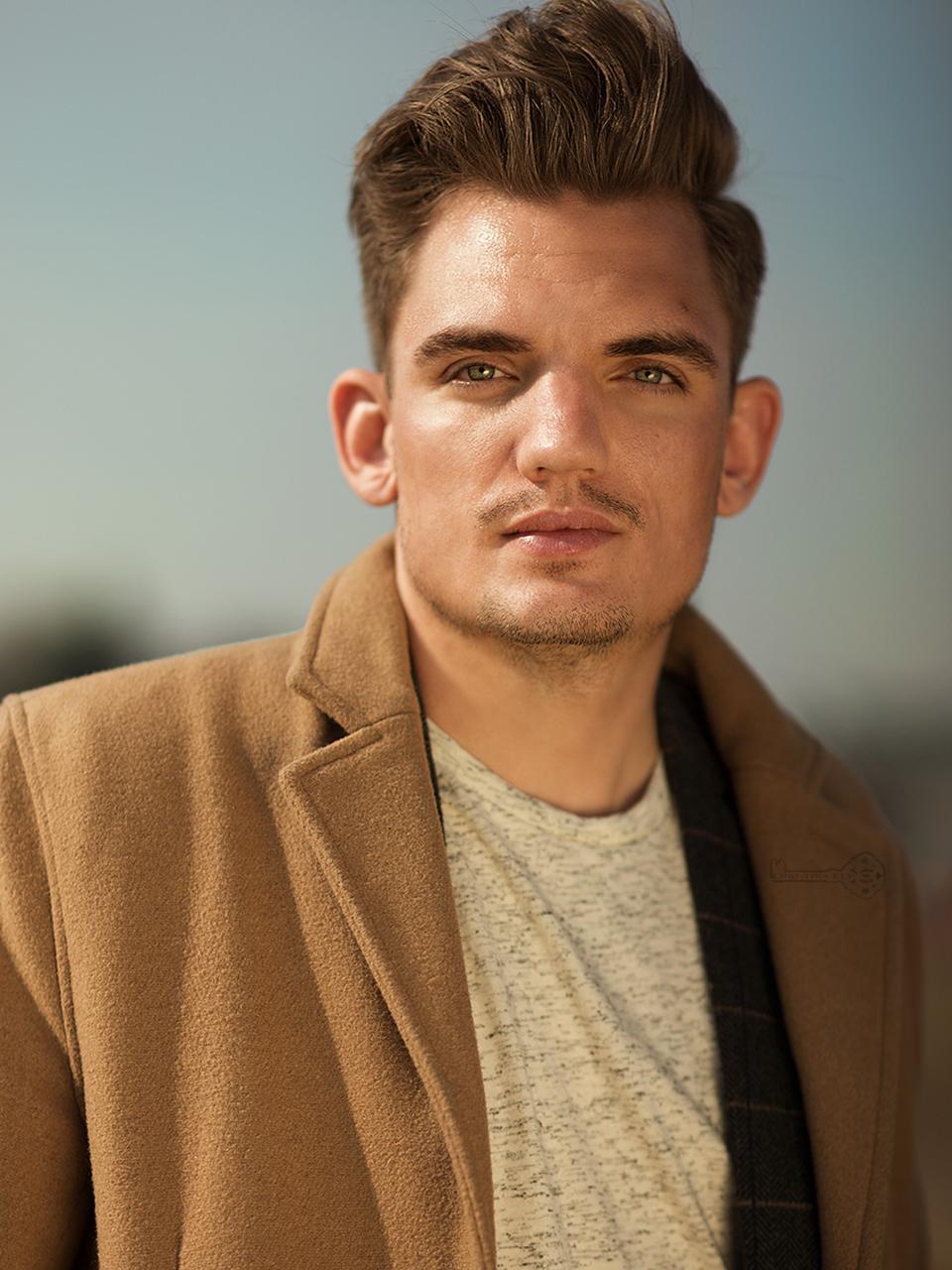 Florian Roser Portrait