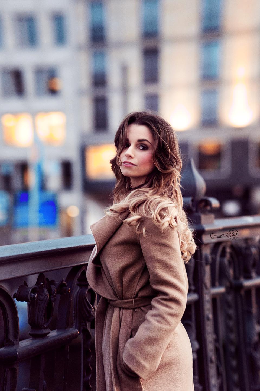 Christina Dirr Shooting Berlin