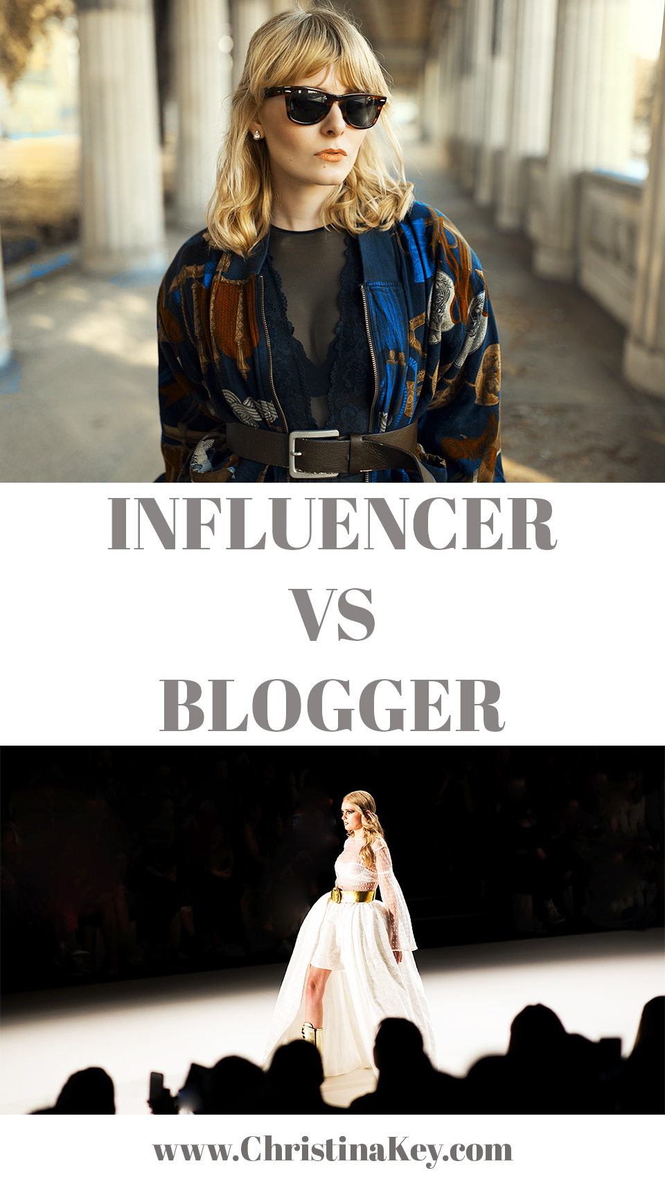 Influencer vs Blogger