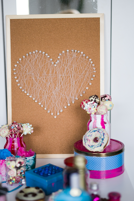 Romantische Valentinstag Geschenkidee