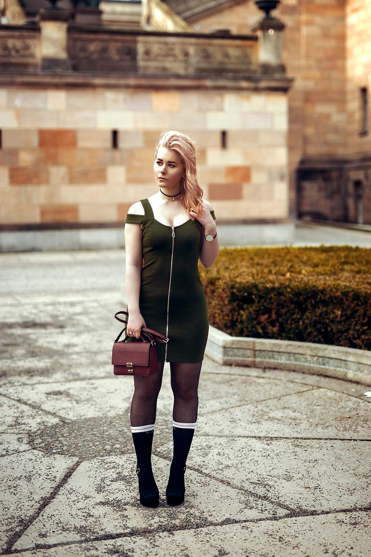 90ies Outfit mit Zalando
