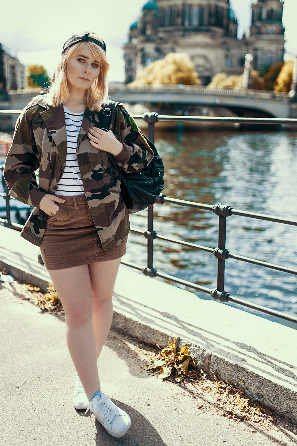 Army Jacke Outfit